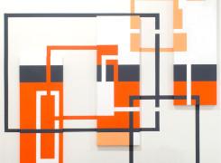 Abstract Geometric-Art 2012 Antar Spearmon Kettle One
