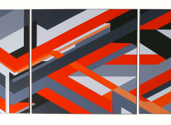 Abstract Geometric Art 2013 Beti